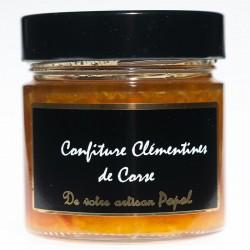 CONFITURE CLÉMENTINES CORSE...