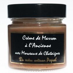 Crème de marron DE PROVENCE...
